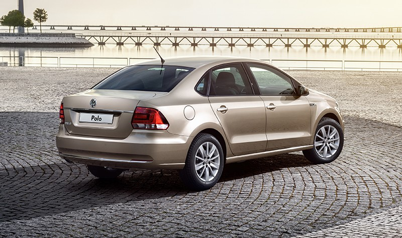 VW polo 5 sdn v-